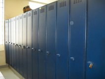 75 HDPE Lockers - *REDUCED* in Glendale Heights, Illinois