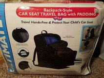 Car Seat travel bag in St. Charles, Illinois