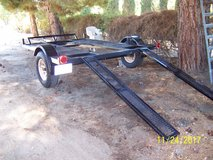 Custom trailer for baja, bug or play toys. in Yucca Valley, California