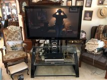 """50"""" Samsung TV and TV stand in Tampa, Florida"""
