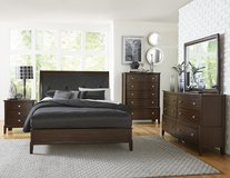 "UPSCALE NEW ""HILLS"" COLLECTION QUEEN BED SET in Camp Pendleton, California"