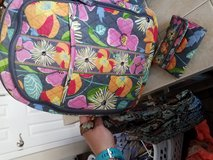 Vera Bradley jazzy blooms diaper bag in Fort Carson, Colorado