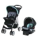 Graco Stroller and Car seat combo in Fort Polk, Louisiana