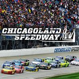 Monster Energy NASCAR Cup at Chicagoland Speedway - July 1st in Aurora, Illinois
