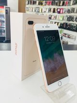 Apple iPhone 8 Plus 64gb Gold unlocked brand new condition in Ramstein, Germany