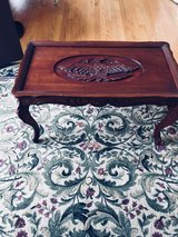 Vintage French coffee table in Naperville, Illinois
