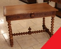 Freddy's - Louis XIII desk / table in Spangdahlem, Germany