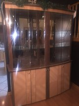 Dining Room China Cabinet/Hutch in Joliet, Illinois