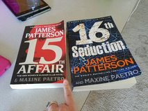 James Pattersons 15th Affair and 16th Seduction in Fort Riley, Kansas