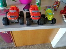 Blaze and the Monster Machines Toys in Fort Polk, Louisiana