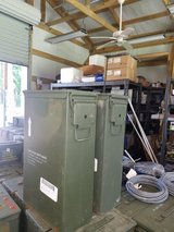US MiLITARY AMMO BOX 2 EACH FOR $15 in Leesville, Louisiana