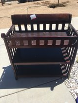 baby changing table in 29 Palms, California