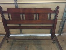 Solid wood bed room set in Fort Campbell, Kentucky