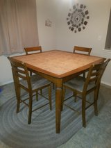 Kitchen Table Set in Fort Bliss, Texas