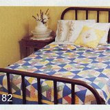WEDDING WISHES – King-size Quilt Pattern From a Magazine in Naperville, Illinois