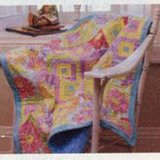 HONEYDEW – FLANNEL BABY Quilt Pattern From a Magazine in Glendale Heights, Illinois