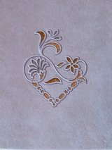 Mulia Tiles. White and trim in Yucca Valley, California