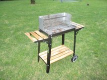 grill cart in Ramstein, Germany