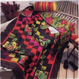 CARIBBEAN NIGHTS - Quilt Pattern From a Magazine in Naperville, Illinois