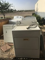 Washers and dryers in Alamogordo, New Mexico
