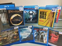 Blu-ray Movies for Sale in The Woodlands, Texas