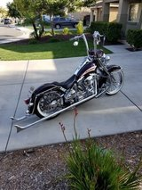 2006 Harley Davidson Heritage Softail in Camp Pendleton, California
