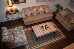 4 PCS DECOR LIVING ROOM SET in Schofield Barracks, Hawaii