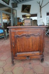 rustic corner cabinet in Spangdahlem, Germany