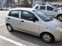 2006 Daewoo Matiz automatic in Osan AB, South Korea