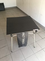 Coleman Compact Table w/ Carrying Case in Stuttgart, GE