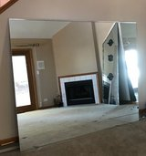 Large Mirror Great for Exercise Room in Tinley Park, Illinois