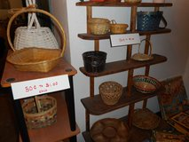 Baskets and more in Alamogordo, New Mexico