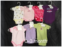Girls 0-3 month clothes in Hopkinsville, Kentucky