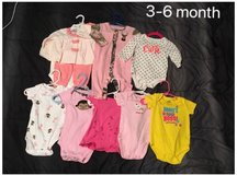 Girls clothes 3-6 month in Hopkinsville, Kentucky