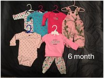 Baby girl 6 month clothes in Hopkinsville, Kentucky