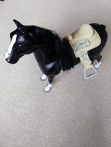 Black Horse for 18 inch dolls in Morris, Illinois
