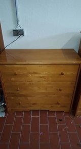 4 Drawer & 3 Drawer Dressers (Combo Deal) in Ramstein, Germany