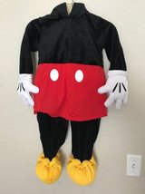 Mickey Mouse Custome in Fort Bliss, Texas