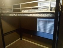 Loft Bed with Desk in Fort Knox, Kentucky