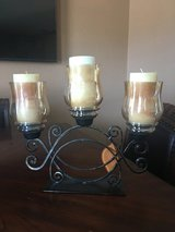Candle Holder Decor in Fort Bliss, Texas