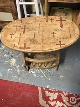 "End table 25""long 16"" wide 22"" tall in Cleveland, Texas"
