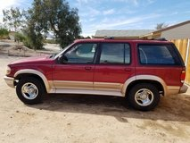 1996 Ford Explorer Eddie Bauer Edition in 29 Palms, California