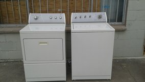 Washer and Gas Dryer set in Baytown, Texas