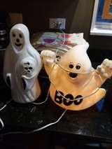 Blow mold ghosts in Algonquin, Illinois