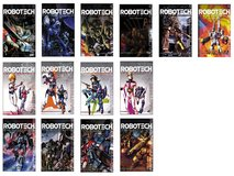 Robotech DVD collection, all three series, un-remastered... older issue, used; excellent in Okinawa, Japan