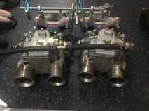 Nissan Sunny Truck Side Draft Carb setup in Okinawa, Japan