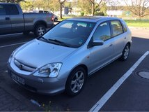 2001 Honda Civic 5 Door $2000 OBO in Ramstein, Germany