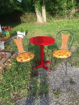 Bistro table  chairs in Cleveland, Texas