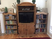 TV armoire and 2 Book shelf's in Fort Campbell, Kentucky