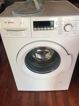New Bosch washer in Ansbach, Germany